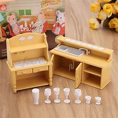 1 12 doll house mini furniture diy wooden bed chair