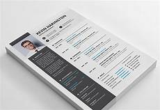 Indesign Resume Template 30 Free Creative Resume Templates For Adobe Indesign