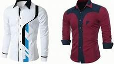 Designer Shirt Pattern Latest Designer Shirt For Men Youtube