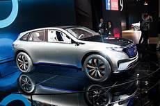 mercedes electric car 2020 mercedes eq electric suv will launch in australia by 2020