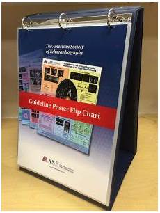 Make A Flip Chart Online Guideline Flip Chart American Society Of Echocardiography