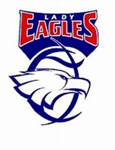 Allen Eagle Designs Lady Eagle Basketball