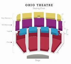 Ohio Theater Columbus Ohio Seating Chart Ohio Theatre Columbus Association For The Performing Arts