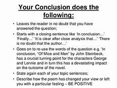 A Conclusion To An Essay Image Result For How To Conclude An Essay Literary