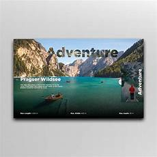 Adventure Web Design Adventure Web Design Concept On Behance