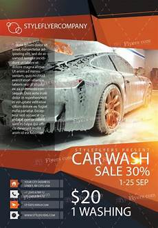 Car Wash Pictures For Flyer 20 Best Free Flyer Templates For You Free Download 11551