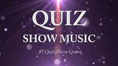 Free Game Show Music 16 Tracks Quiz Game Show Gameshow Thinking Music