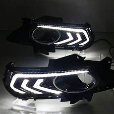 2013 Ford Fusion Fog Lights New Drl For Ford Fusion Mondeo 2013 2014 2015 Led Daytime