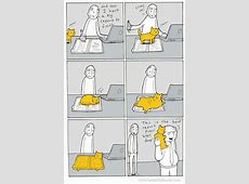 10 Funny Cat Comics By Lunarbaboon   Top13