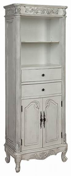 72 inch traditional style linen cabinet traditional