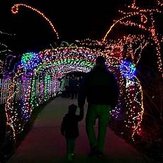 Brookside Gardens Lights Hours 16 Magical Places To See Christmas Lights In The Dc Area