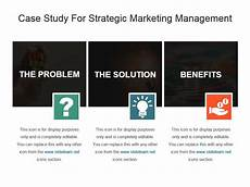 Case Study Powerpoint Template Case Study For Strategic Marketing Management Ppt Template