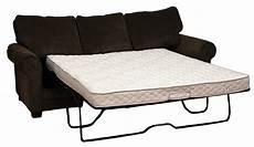 classic brands 4 5 quot plush sofa bed innerspring mattress