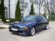 1997 2002 Bmw 5 Series E39 525i 528i 530i 540i Sedan