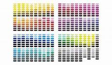 Print Pantone Color Chart Pantone Colors What They Are And How To Use Them Full