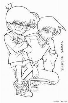 Ausmalbilder Zum Ausdrucken Kostenlos Detective Conan Killua Zoldyck X From Archershigura Oc