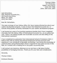 Sample Of Cover Letter For Accounting Position Entry Level Management Accountant Cover Letter Examples