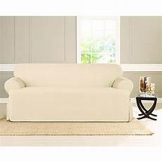 Sure Fit Deluxe Sofa Cover 3d Image by Sure Fit 174 Heavyweight T Sofa Cover Bed Bath Beyond