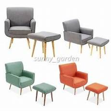 modern linen fabric tub chair upholstered armchair and