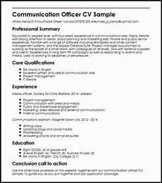Strong Communication Skills Resume Examples 23 Communication Skills Resume Example In 2020 With