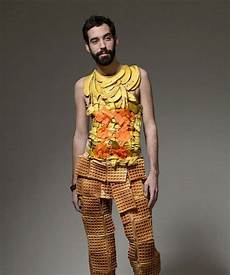 food clothes wearing food is a new fashion treehugger