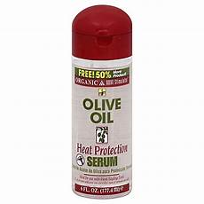 organics root stimulator olive 6 oz heat protectant