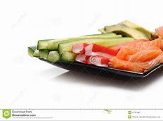 Ingredients For Sushi Making Stock Image   Image: 21761881
