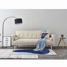 panana linen fabric 3 seater sofa bed modern corner