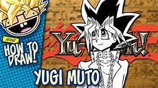 Yu Gi Oh Malvorlagen How To Draw Yugi Muto Yu Gi Oh Narrated Easy Step By