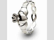 Ladies Claddagh Ring SL SL46