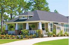 bungalow house plan with optional attached garage