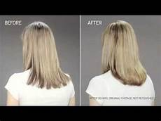 see gillian s before and after with k 233 rastase initialiste