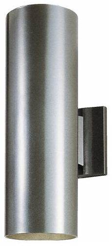 Lighting Fixture And Supply Sumner Ave View The Westinghouse 67975 2 Light Aluminum Cylinder