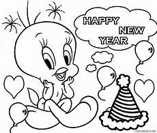 printable new years coloring pages for cool2bkids