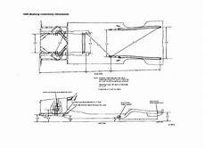 67 68 Mustang Chassis Alignment Drawing