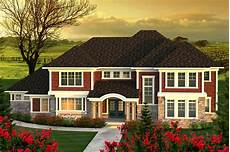 impressive 2 story house plan 89905ah architectural
