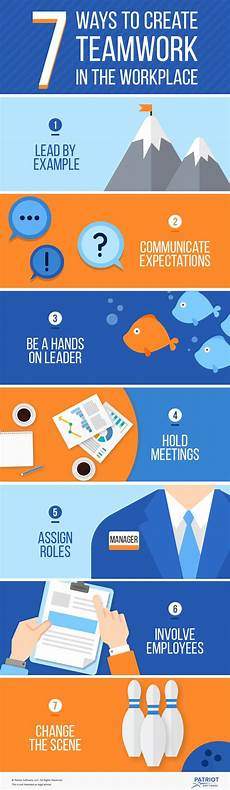 Teamwork Examples In The Workplace 7 Ways Small Business Leaders Can Foster Teamwork