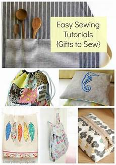 diy projects for gifts 21 easy sewing tutorials gifts to sew everythingetsy
