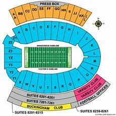Wisconsin Badgers Seating Chart Camp Randall Stadium Seating Chart Camp Randall Stadium