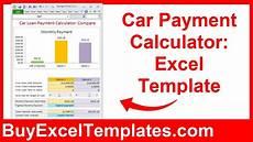 Car Loan Spreadsheet Car Payment Calculator Calculate Monthly Auto Loan