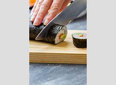 Homemade Sushi Recipe   How to Make Sushi at Home