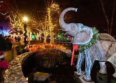 Zoo Lights St Louis Hours Enjoy The North Pole At The Saint Louis Zoo S Wild Lights