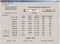 Better Header Span Charts Flitch Beam Span Tables Camizu Org