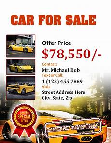Car Sale Flyer Car Sales Flyer Templates 10 Free Word Ppt Amp Pdf Formats