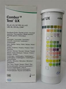 Combur 10 Test Chart тест полоски Combur 10 Test M Ux 100 Tests комбур 10 тест
