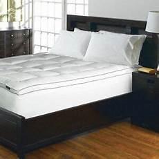 king size bed mattress pad 1200 thread cotton cushion