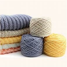 400 gramsmilk cotton thick yarn for knitting scarf for