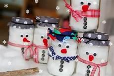 weihnachtsgeschenke im glas 22 schneemann im glas basteln weihnachten weihnachten