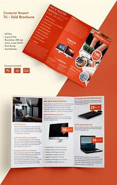 Template For Brochure Free 43 Tri Fold Brochure Templates Free Word Pdf Psd Eps