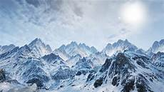 nature snow 4k wallpaper wallpaper mountains snow winter 4k nature 17415
